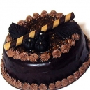 Chocolate Truffle Cake - 1Kg (Cake Point)