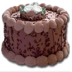 Chocolate Eggless Cake - 1Kg (Cake Point)