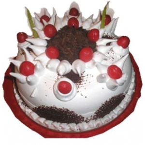 Vanilla Cake - 1 kg (K.R.Bakery)