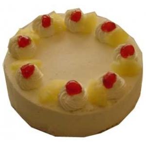 Pineapple Cake (Oven Fresh)