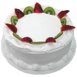 Vanilla Cake (Oven Fresh)