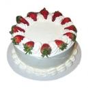 Strawberry Cake (JM Bakery)