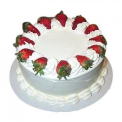 Strawberry Cake (JM Bakery)