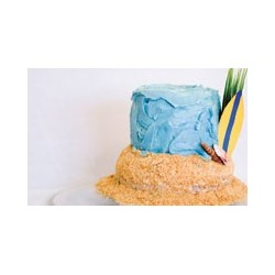 Vanilla Cake (Puppy's Bakery)
