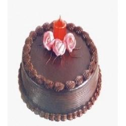 Chocolate Truffle Cake (British Bakery)