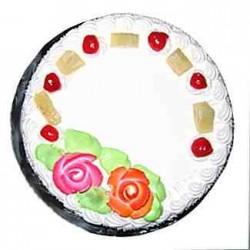 Pineapple Cake (British Bakery)