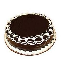Chocolate Eggless Cake (British Bakery)