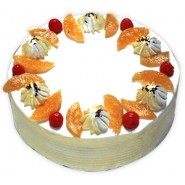 Fruit Gatteau Cake