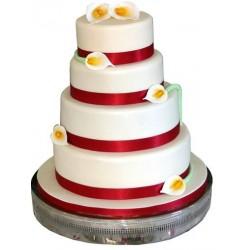 4 Tier Special Cake  7Kg