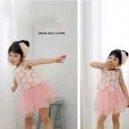 Pink girl wear