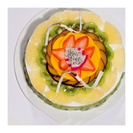 Fruit gateau