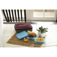 Twin Smart Lunch Box With Bag