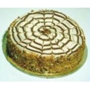 Butter Scotch Cake 1 kg (Berry N Blossom)