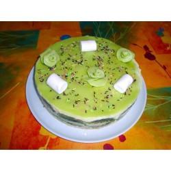 Kiwi Gateaux 1 kg (Berry N Blossom)