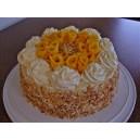 Mango Cake 1 kg (Berry N Blossom)