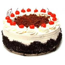 Black Forest Cake 1 kg (Berry N Blossom)