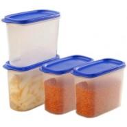 Tupperware - 1700 ml Plastic Food Container