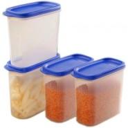 Tupperware - 1100 ml Plastic Food Container