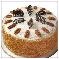 Butter Scotch Cake (Cakes & Bakes)
