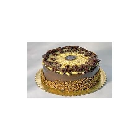 Chocolate Eggless Cake (Cakes & Bakes)