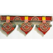 Folding Bandanwar Wall Hanging
