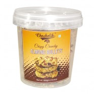 Almond Bullets Cookies 300gm - Chocholik Cookies