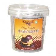 Coconut Choco Dip Cookies 300gm - Chocholik Cookies