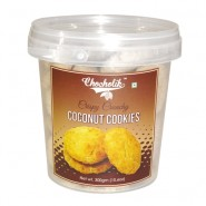 Coconut Cookies 300gm - Chocholik Cookies