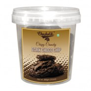 Dark Choco Chip Cookies 300gm - Chocholik Cookies