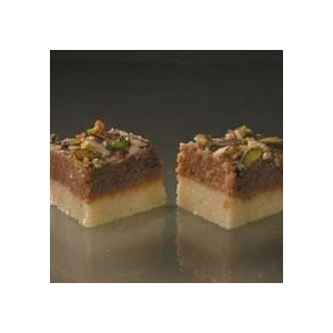 Chocolate Barfi (Kandoi Sweets)