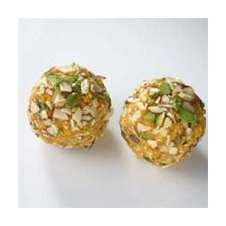 Kesar Bundi Laddu (Kandoi Sweets)