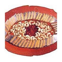 Kesar Kaju Katri (Kandoi Sweets)