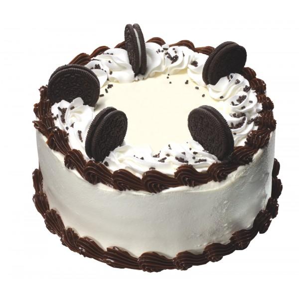 Oreo Vanilla Cake (2 Pounds