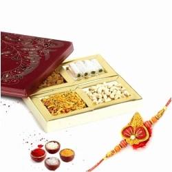 Ghasitaram Rakhi Special Gifts Box -400gms