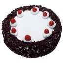 Black Forest Eggless Cake (Bake Hut)
