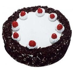 Black Forest Eggless Cake (Bake Hut)