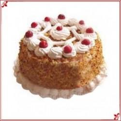 Butter Scotch Eggless Cake (Bake Hut)
