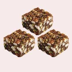 Anjeer Burfi (Agarwal Sweets)