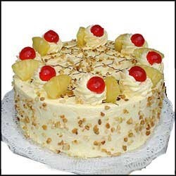 Butter Scotch Eggless Cake (Cakes & Bakes)