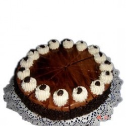 Chocolate Eggless Cake (Cakes & Bakes)