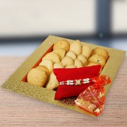 Butter Cookies with Rakhi