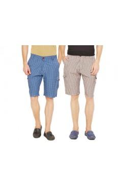 Mens Shorts ( Combo of 2 )