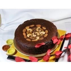 Choco Walnut Cake 1 kg (Cake Walk)