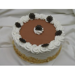 German Chocolate Mousse Cake (Berry N Blossom)