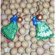 Peacock Earring -Rs.350