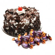 Blackforest Cake n 25 eclairs combo2