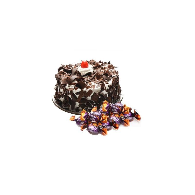 Blackforest Cake n  25 eclairs combo2