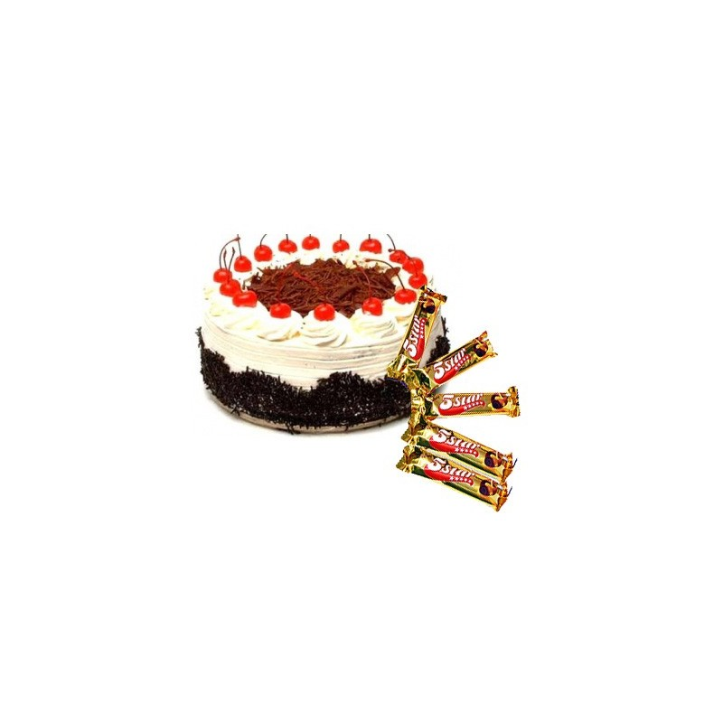 Blackforest Cake n 5star combo