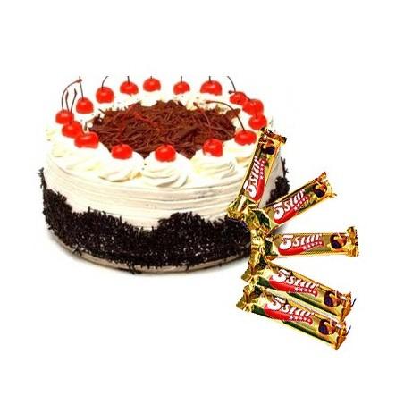 Blackforest Cake n 5 Star Combo