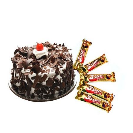 Blackforest Cake n 5 Star Combo 2